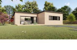 Maison+Terrain de 4 pièces avec 3 chambres à Pleumeur Bodou 22560 – 300143 € - MLAG-19-03-26-55