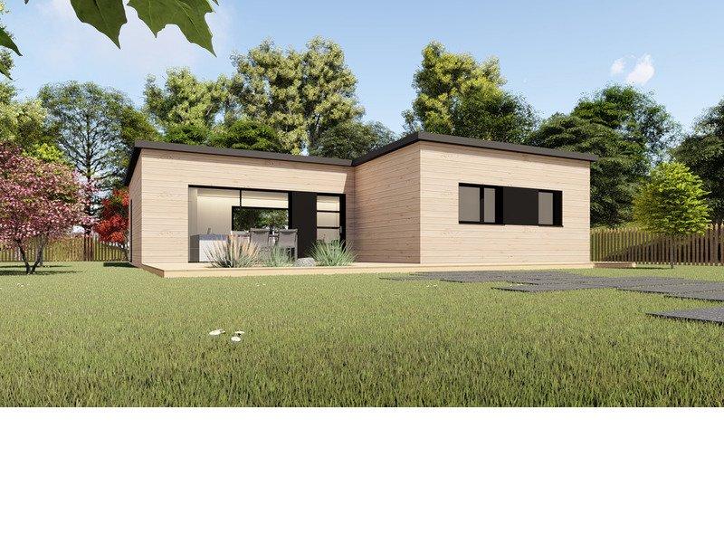 Maison+Terrain de 4 pièces avec 3 chambres à Guingamp 22200 – 133975 € - MLAG-19-07-27-44