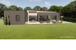 Maison+Terrain de 5 pièces avec 3 chambres à Saint Méloir des Ondes  – 312617 € - MCHO-19-07-29-14
