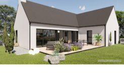 Maison+Terrain de 4 pièces avec 3 chambres à Plerguer 35540 – 250695 € - MCHO-19-04-04-14