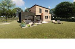 Maison+Terrain de 4 pièces avec 3 chambres à Saint Méen le Grand 35290 – 250666 € - MCHO-19-12-31-7