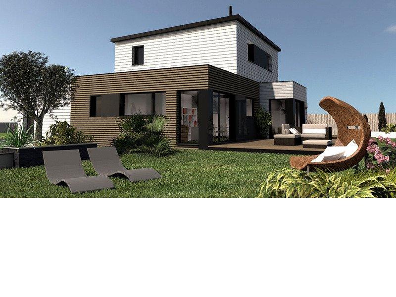 Maison+Terrain de 7 pièces avec 5 chambres à Henvic 29670 – 294600 € - DPOU-19-03-14-9