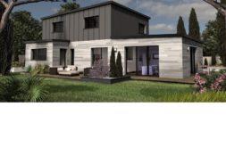 Maison+Terrain de 5 pièces avec 3 chambres à Santec 29250 – 299115 € - DPOU-19-07-09-206