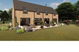 Maison+Terrain de 6 pièces avec 4 chambres à Santec 29250 – 340115 € - DPOU-19-07-09-207