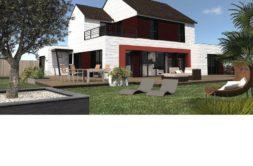 Maison+Terrain de 6 pièces avec 4 chambres à Santec 29250 – 355115 € - DPOU-19-07-09-209