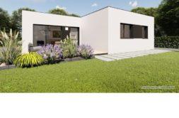 Maison+Terrain de 4 pièces avec 3 chambres à Santec 29250 – 224238 € - DPOU-19-07-09-201