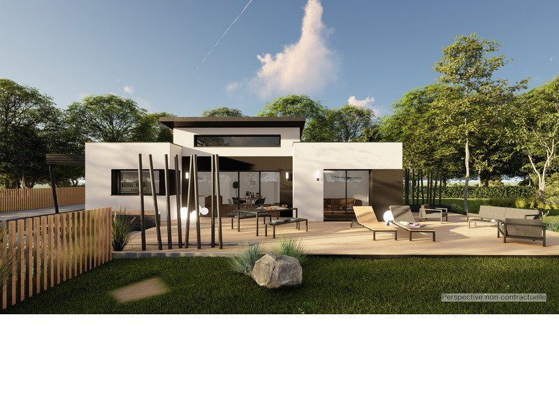 Maison+Terrain de 5 pièces avec 4 chambres à Henvic 29670 – 264900 € - DPOU-19-03-14-13