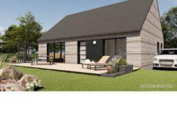Maison+Terrain de 6 pièces avec 4 chambres à Santec 29250 – 266238 € - DPOU-19-07-09-203
