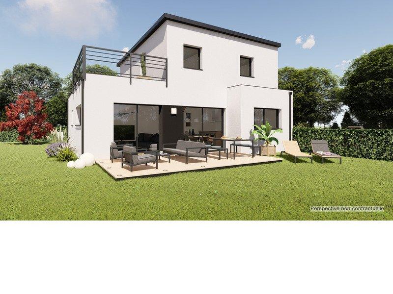 Maison+Terrain de 4 pièces avec 3 chambres à Henvic 29670 – 234900 € - DPOU-19-03-14-15