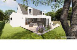 Maison+Terrain de 6 pièces avec 4 chambres à Santec 29250 – 331238 € - DPOU-19-07-09-205