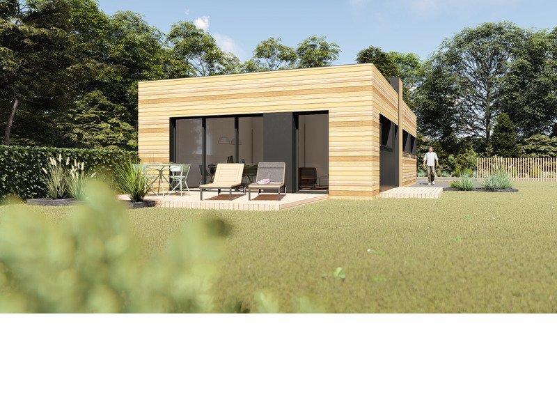 Maison+Terrain de 3 pièces avec 2 chambres à Rosporden 29140 – 172000 € - RCAB-19-09-02-24