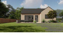 Maison+Terrain de 3 pièces avec 2 chambres à Pordic 22590 – 140690 € - YLM-20-10-29-25