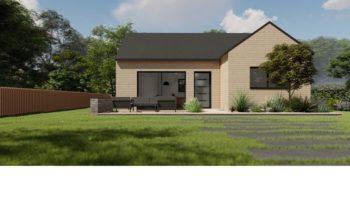 Maison+Terrain de 3 pièces avec 2 chambres à Saint Julien 22940 – 148636 € - YLM-20-03-23-33
