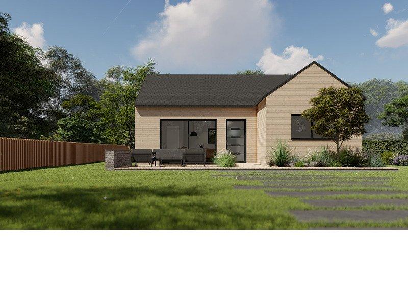 Maison+Terrain de 3 pièces avec 2 chambres à Saint Brieuc 22000 – 172083 € - YLM-19-05-21-10