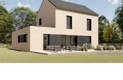 Maison+Terrain de 6 pièces avec 3 chambres à Saint Julien 22940 – 226706 € - YLM-20-01-02-25