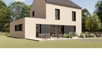 Maison+Terrain de 6 pièces avec 3 chambres à Lamballe  – 203013 € - YLM-19-08-01-10