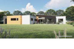 Maison+Terrain de 5 pièces avec 3 chambres à Saint Évarzec 29170 – 401635 € - MBE-19-06-20-4