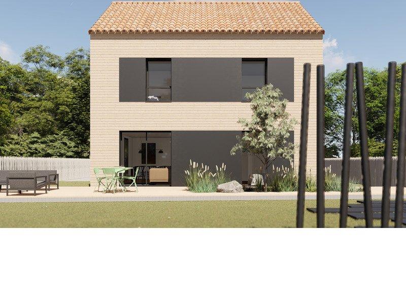 Maison+Terrain de 5 pièces avec 4 chambres à Cépet 31620 – 318126 € - SKERG-19-09-10-51