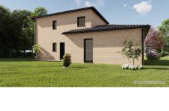 Maison+Terrain de 5 pièces avec 3 chambres à Lagardelle sur Lèze 31870 – 321721 € - PCR-19-07-26-1