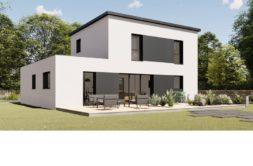 Maison+Terrain de 6 pièces avec 4 chambres à Gradignan 33170 – 417738 € - MDRA-19-10-08-17