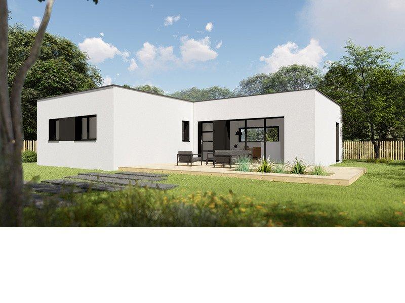 Maison+Terrain de 5 pièces avec 4 chambres à   – 205235 € - KRIB-19-09-20-6