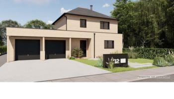 Maison+Terrain de 5 pièces avec 4 chambres à Lanvallay 22100 – 276293 € - KRIB-19-09-30-4