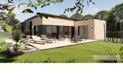 Maison+Terrain de 3 pièces avec 2 chambres à Rosporden 29140 – 209955 € - RCAB-20-10-12-18