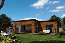 Maison+Terrain de 4 pièces avec 3 chambres à Melgven 29140 – 227804 € - RCAB-20-01-21-5
