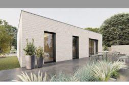 Maison+Terrain de 5 pièces avec 3 chambres à Ergué Gabéric 29500 – 181027 € - MBE-20-01-13-9