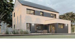 Maison+Terrain de 4 pièces avec 3 chambres à Calorguen 22100 – 225634 € - KRIB-20-01-29-3