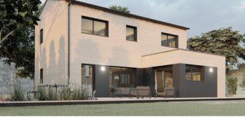 Maison+Terrain de 6 pièces avec 4 chambres à Chapelle Saint Aubert 35140 – 221532 € - MCHO-20-01-30-133