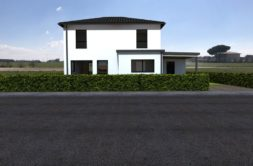 Maison+Terrain de 5 pièces avec 4 chambres à Cugnaux 31270 – 361593 € - CLE-20-02-07-3