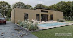 Maison+Terrain de 4 pièces avec 3 chambres à Bourg Saint Bernard 31570 – 260053 € - CLE-20-02-07-22