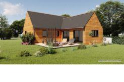 Maison+Terrain de 3 pièces avec 2 chambres à Bain de Bretagne 35470 – 185707 € - KBOU-20-02-13-51