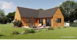 Maison+Terrain de 3 pièces avec 2 chambres à Monterfil 35160 – 154824 € - KBOU-20-02-13-61