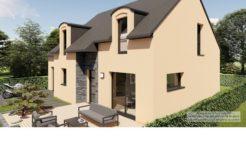 Maison+Terrain de 4 pièces avec 3 chambres à Bain de Bretagne 35470 – 233769 € - KBOU-19-12-30-118
