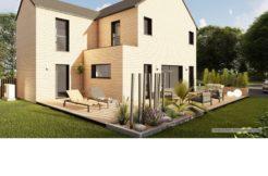 Maison+Terrain de 6 pièces avec 5 chambres à Bain de Bretagne 35470 – 265529 € - KBOU-19-12-30-119