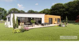 Maison+Terrain de 5 pièces avec 4 chambres à Bain de Bretagne 35470 – 274406 € - KBOU-20-02-13-52
