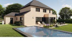 Maison+Terrain de 6 pièces avec 5 chambres à Plélan le Grand 35380 – 280748 € - KBOU-20-02-13-92
