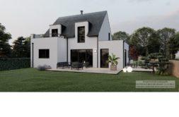 Maison+Terrain de 5 pièces avec 4 chambres à Bourg des Comptes 35890 – 253356 € - KBOU-19-12-30-140