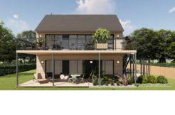 Maison+Terrain de 4 pièces avec 3 chambres à Bain de Bretagne 35470 – 252669 € - KBOU-19-12-30-121