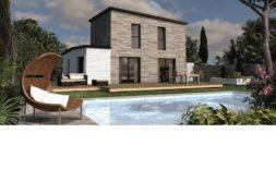 Maison+Terrain de 4 pièces avec 3 chambres à Bain de Bretagne 35470 – 195569 € - KBOU-19-12-30-122