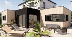 Maison+Terrain de 5 pièces avec 4 chambres à Bourg des Comptes 35890 – 282380 € - KBOU-19-12-30-142