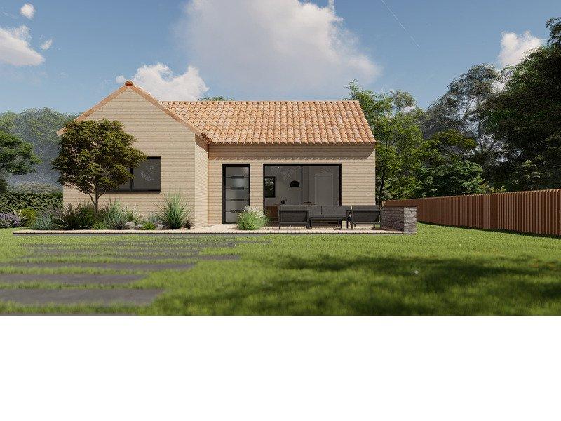 Maison+Terrain de 3 pièces avec 2 chambres à Ardillières 17290 – 132000 € - ECHA-20-01-20-4