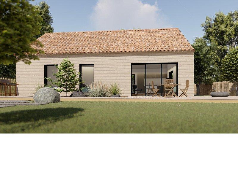 Maison+Terrain de 4 pièces avec 3 chambres à Saint-Sauveur-d'Aunis  – 173000 € - ECHA-19-12-24-26