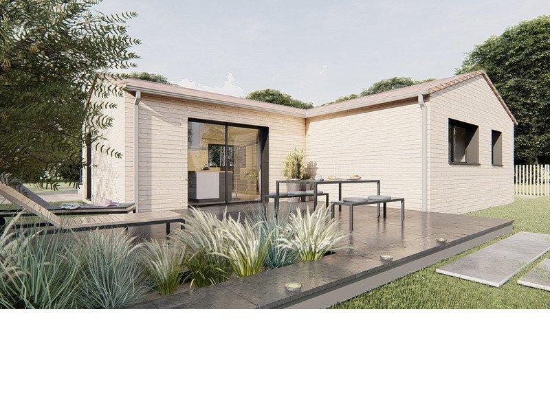 Maison+Terrain de 4 pièces avec 3 chambres à Gué d'Alleré 17540 – 162000 € - ECHA-19-12-24-59