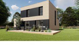 Maison+Terrain de 5 pièces avec 4 chambres à Bouvron 44130 – 234518 € - HBOU-21-06-01-2