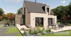 Maison+Terrain de 6 pièces avec 3 chambres à Loperhet 29470 – 274000 € - CPAS-21-03-31-16
