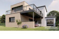 Maison+Terrain de 6 pièces avec 4 chambres à Locmaria-Plouzané 29280 – 413608 € - CPAS-21-01-06-7