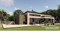 Maison+Terrain de 5 pièces avec 2 chambres à Tréflévénez 29800 – 212295 € - CPAS-20-01-06-4